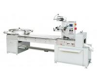 Флоупак высокоскоростная автоматическая линия JY-800 (для упаковки конфет)