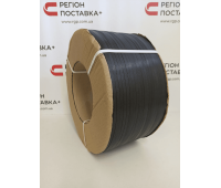 09*0,55 черная полипропиленовая лента
