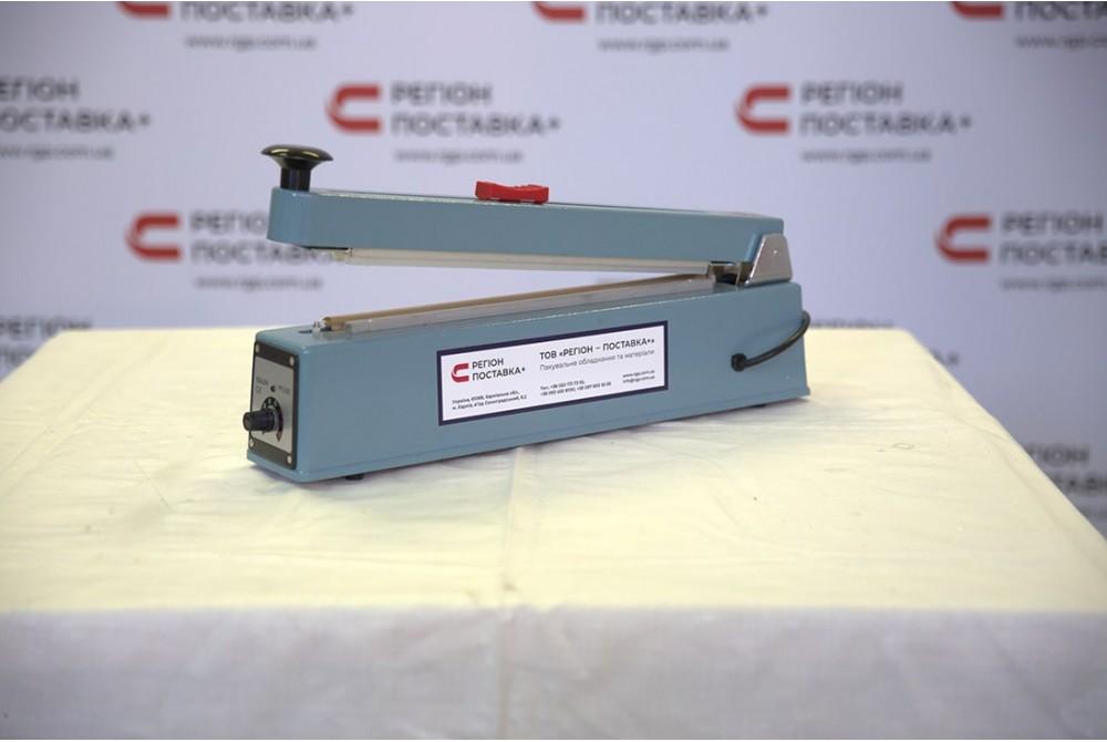 Запайщик ручной PFS-300-C с механическим ножом