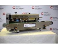 Запайщик конвейерный FR-900S с датером настольный