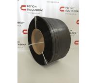 16*0,8 черная полипропиленовая лента